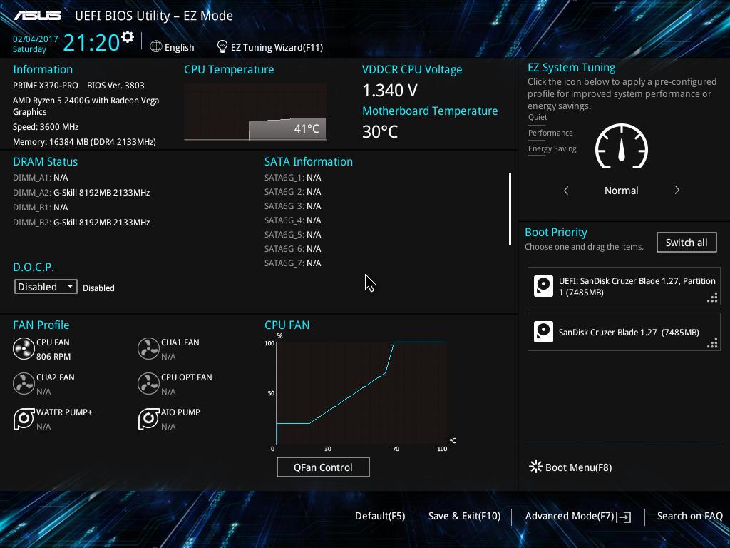 Pengertian BIOS dan Fungsi BIOS