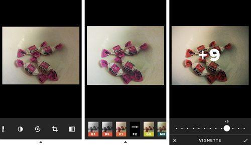 aplikasi edit foto android VSCO Cam