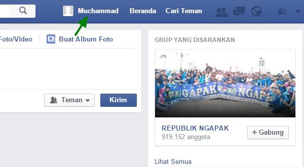 Cara Mengganti Nama Profil FB Sepuasnya - Facebook 49