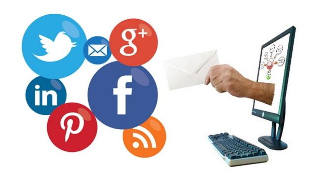 email untuk daftar social media