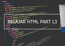 Cara Membuat Komentar di HTML