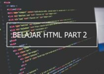 Pengertian Tag, Attribute dan Element di HTML