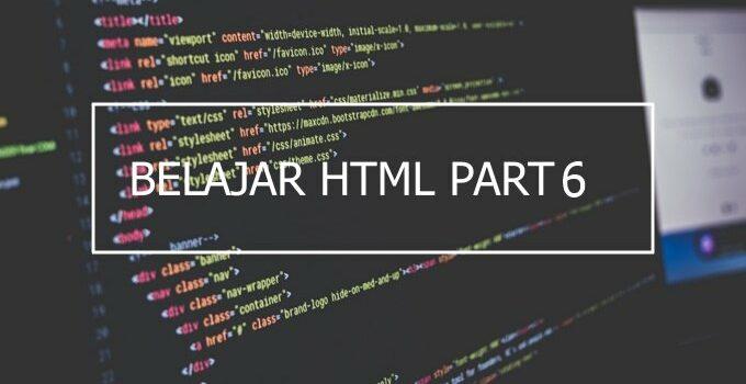 Cara Membuat Tulisan Miring dan Tebal di HTML