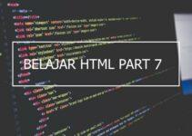 Cara Membuat Tulisan dengan Garis Bawah dan Tercoret di HTML