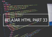Penggunaan Input Type File, Atribut Accept Dan Input Type Image pada Form HTML