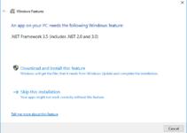 cara install net framework 3.5