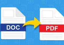 cara convert word ke pdf