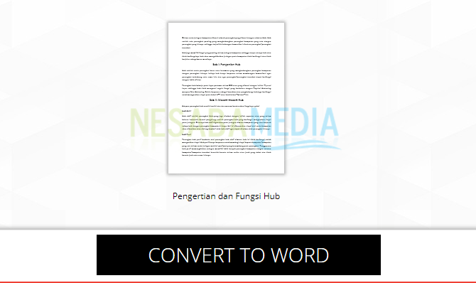 menggunakan tool converter online 2