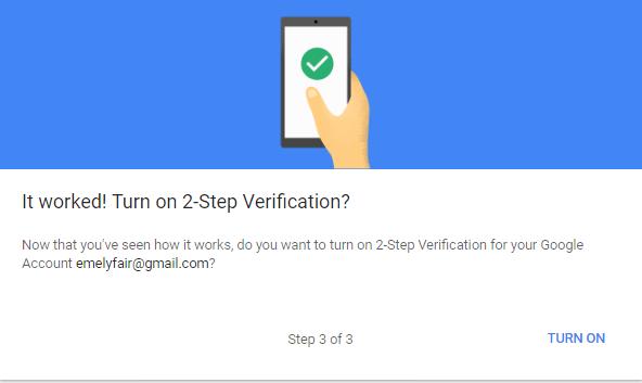 verifikasi 2 langkah 7