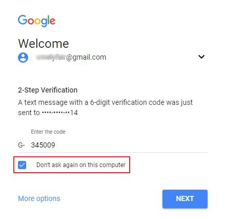 verifikasi 2 langkah 9