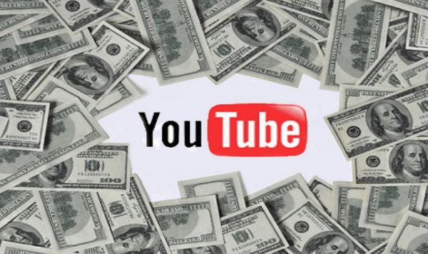 mencari uang dari youtube