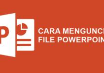 cara mengunci file powerpoint