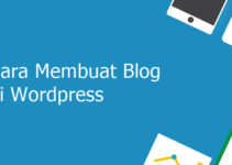 cara menghapus blog di wordpress