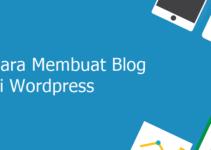 cara menghapus blog di wordpress