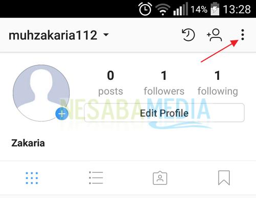 riwayat pencarian instagram 2