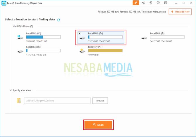 2 Cara Mengembalikan File yang Terhapus Permanen (100% Work)