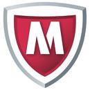 Logo McAfee Mobile Security