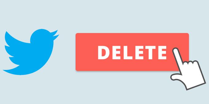 2 Cara Menghapus Akun Twitter Lewat PC / HP Android, Gak