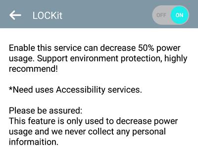 kunci aplikasi 9