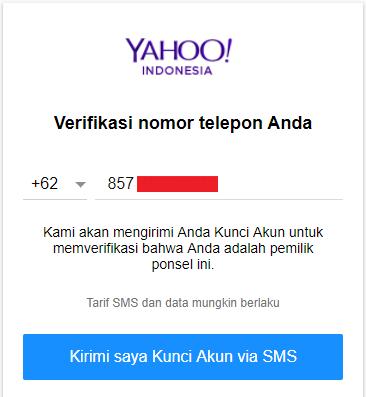 Cara Membuat Email Yahoo Mail