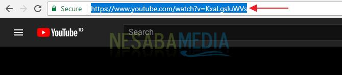cara menyimpan video di youtube