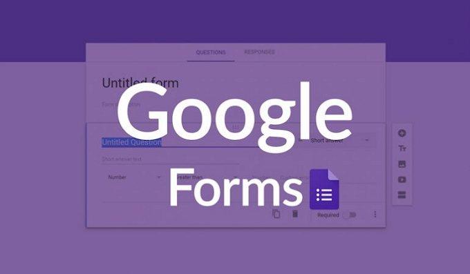 Cara Membuat Google Form / Formulir Online (Terbaru 2018)