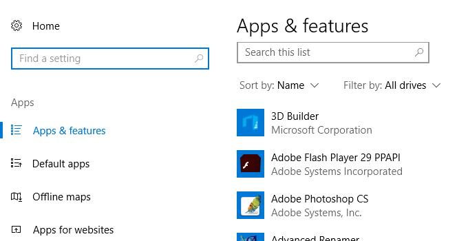 cara menghapus aplikasi di laptop dan PC