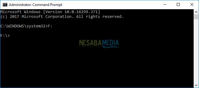cara menghapus virus shortcut di laptop secara permanen