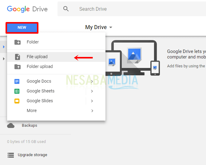 Cara upload file ke google drive orang lain,book freaks wordpress com
