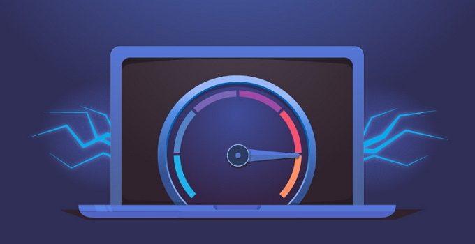 cara mengecek kecepatan internet