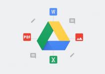 cara menghapus file di google drive di hp android