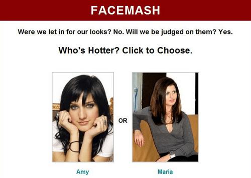 facemashcom