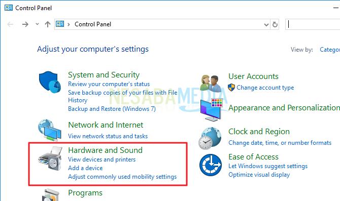 cara mengaktifkan bluetooth di laptop dan komputer