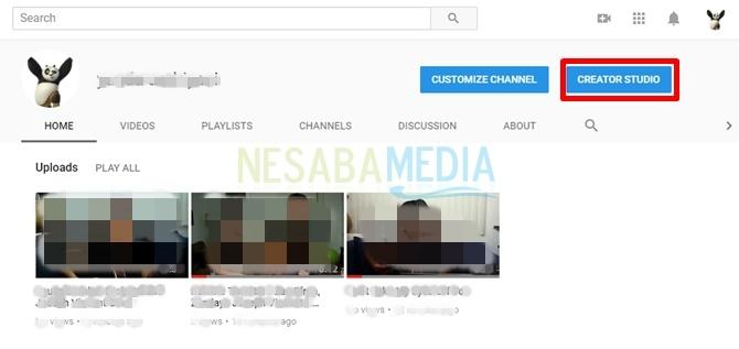 how to delete a youtuve video on creator studio