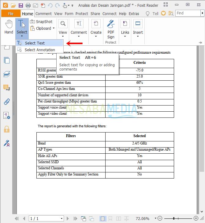 cara convert pdf ke excel secara online