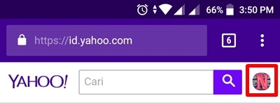 cara mengganti password yahoo dengan mudah
