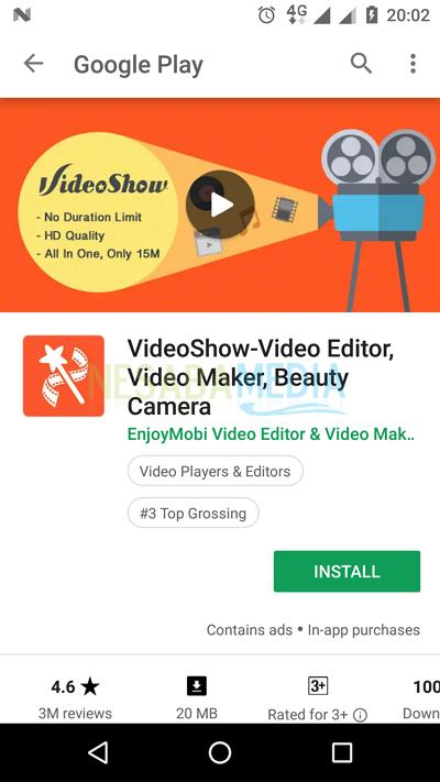 2 Cara Membuat Video Dari Gambar Foto Dan Lagu 100 Mudah