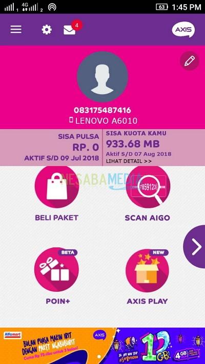 App Axis
