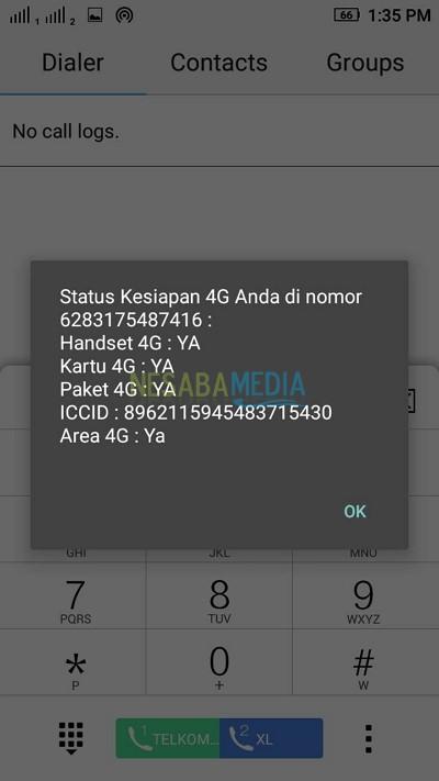 Nomor Axis