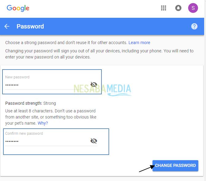 Edit Password 1