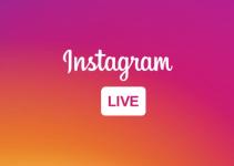 Cara Live di Instagram