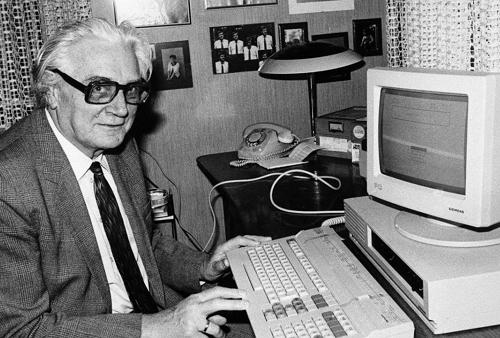 Daftar Penemu Komputer
