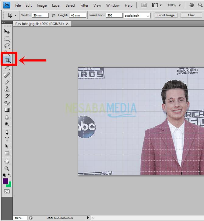 Tutorial Cara Membuat Pas Foto Di Photoshop Untuk Pemula Lengkap