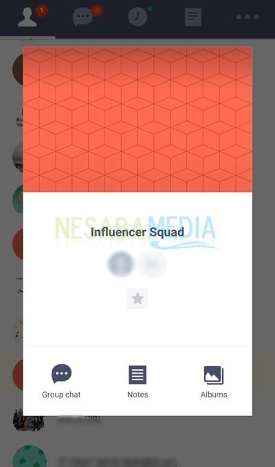 cara membuat grup di line terbaru