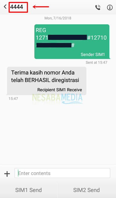 Berhasil! 3 Cara Registrasi Ulang Kartu Telkomsel \/ simPATI 2018