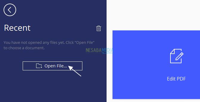cara memisahkan file pdf online