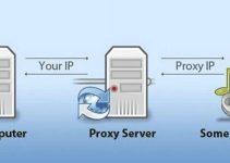 pengertian proxy server adalah
