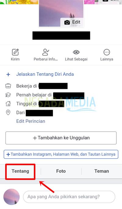 cara mengetahui email facebook sendiri