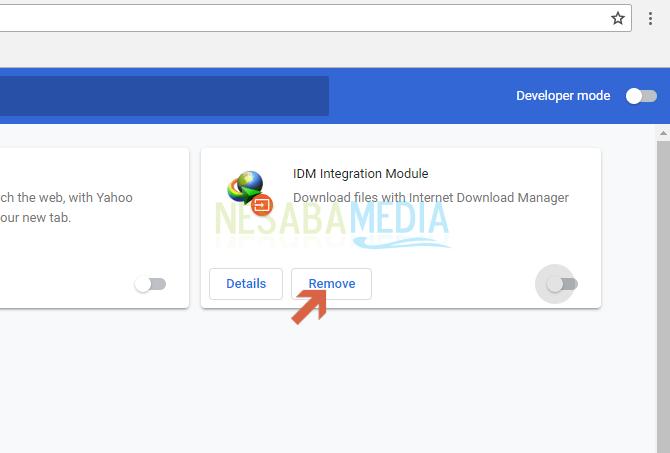 Cara Menampilkan IDM di Youtube di Chrome