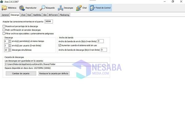 Download Ares Galaxy Terbaru